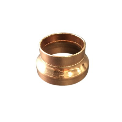 50mm X 40mm Copper Reducer M&F