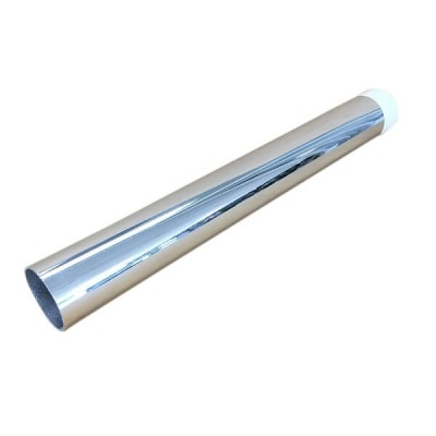 50mm X 450mm Chrome PVC Trap Tube 17466