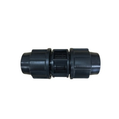 63mm Coupling Plasson Metric Poly