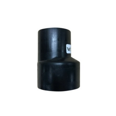 63mm X 56mm Eccentric Reducer HDPE Electrofusion