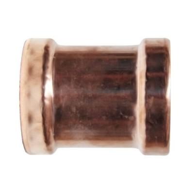 65mm Slip Coupling Socket Water Copper Press