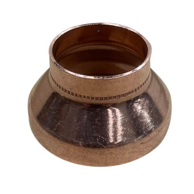 65mm X 40mm Copper Reducer M x F High Pressure Capillary