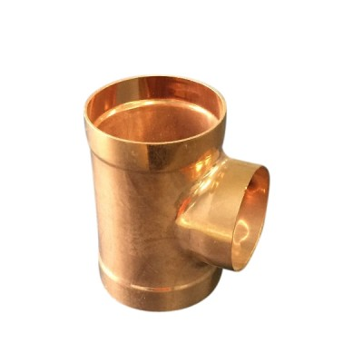 65mm X 50mm Copper Tee Reducing