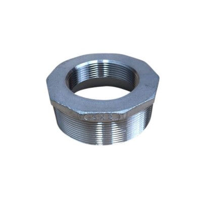 80mm X 50mm Bush Reducing BSP Stainless Steel 316 150lb