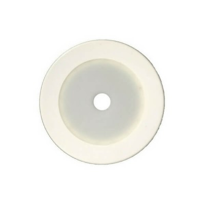 9mm To 22mm Flexy Flange Round Cupboard Plate CPMF09-22