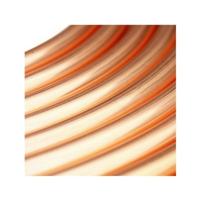 9mm X 0.91 X 18m Copper Tube Annealed Type B
