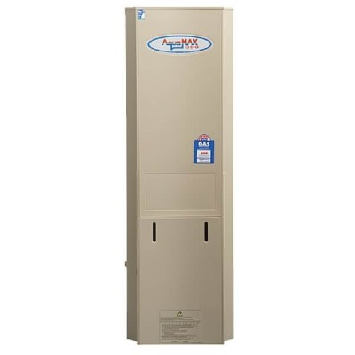 Aquamax 390 Storage Hot Water Heater Natural Gas With Mix G390SS 12 Year