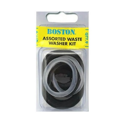Assorted Waste Washer Kit Boston 203717
