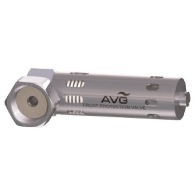 AVG Frost Protection Valve 15mm BSP FPV15