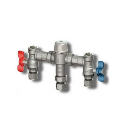 AVG Thermostatic Mixing Valve 15mm TMV15