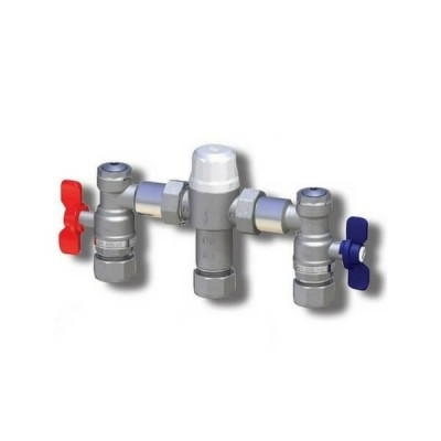 AVG Thermostatic Mixing Valve 20mm TMV20