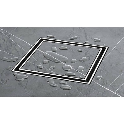 Bounty Bermuda Shower Floor Waste With Strainer 11101.01