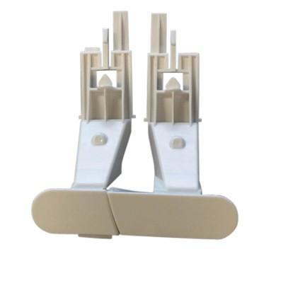 Caroma 247205W Uniset 2 Solitare 2 Cistern Button Dual Flush White