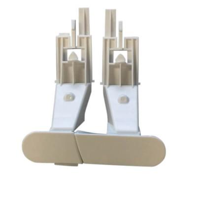 Caroma Uniset 2 Solitare 2 Cistern Button Dual Flush White 247205W