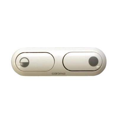 Caroma 405167W 2000 Series Elongated Toilet Cistern Button White
