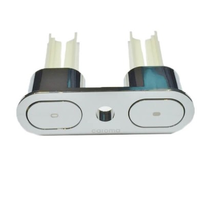 Caroma Profile 5 Dual Flush Cistern Button Chrome 687851C