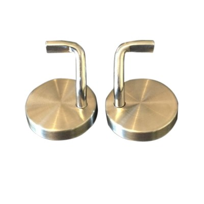 Caroma Avalon Thermolite Toilet Seat Hinge Set 300118