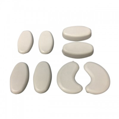 Caroma Caravelle Trident Toilet Seat Buffer Set 254110