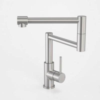 Caroma Compass Pot Filler Stainless Steel 99028SS