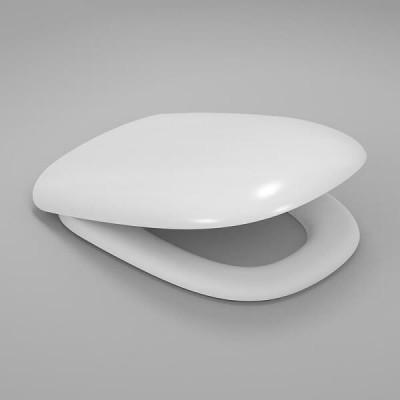 Caroma Contura Toilet Seat White Soft Close 300051W