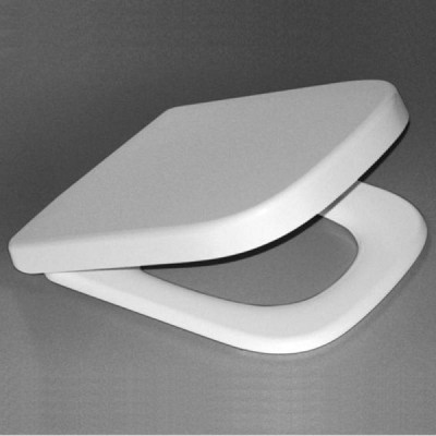 Caroma Cube Soft Close Toilet Seat White 300024W