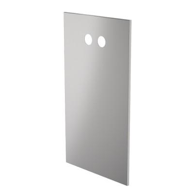 Caroma Invisi II Inwall Cistern Large Access Panel Dual Flush Top Push 237030