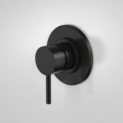 Caroma Liano Nexus Bath Shower Mixer Matte Black 96130B