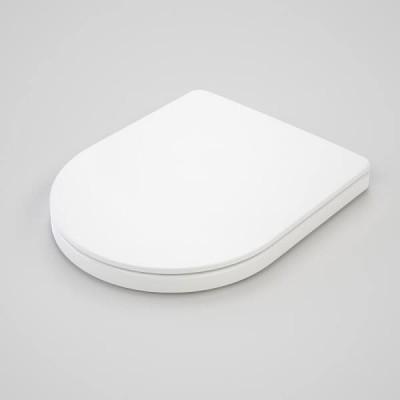 Caroma Liano Soft Close Toilet Seat White Soft Close 300040W