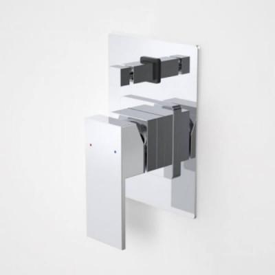 Caroma Quatro Solid Bath Shower Mixer Diverter 90720C