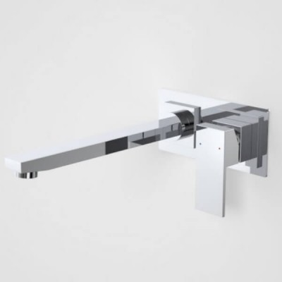 Caroma Quatro Solid Wall Bath Mixer 90718C
