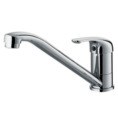 Classic Sink Mixer Swivel Spout Chrome 4 Star 7.5L/Min