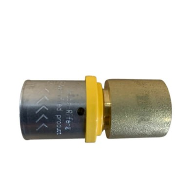 25mm Copper Brazing Tail Gas Water Pex