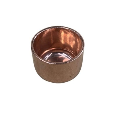 25mm Copper Capillary End Cap