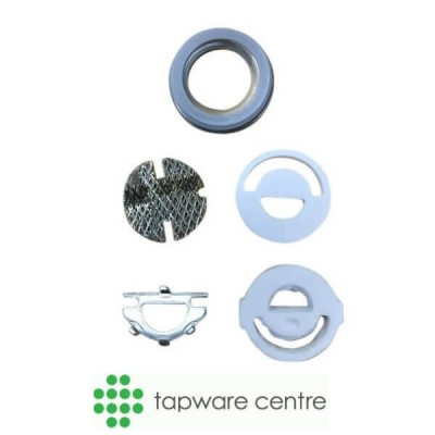 CTEC 1/2 Turn Ceramic Disc & Seal Spare Part Kit 5862001
