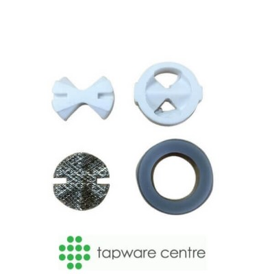 CTEC 1/4 Turn Ceramic Disc & Seal Spare Part Kit 5861001