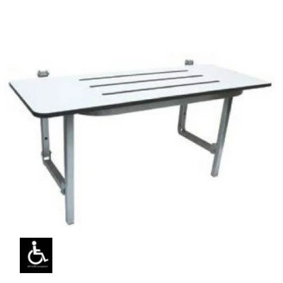 Folding Shower Seat Stainless Steel WA-FSS