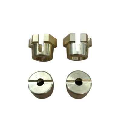 Dorf Contessa Handle Adaptor & Nut Kit Brass SP4816