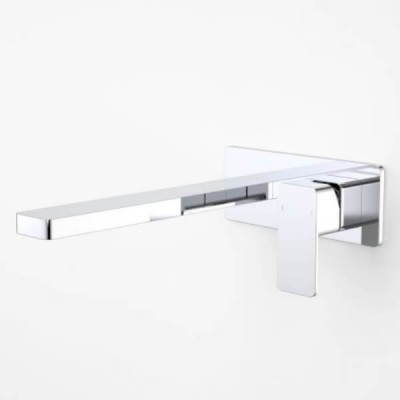 Dorf Epic Platemount Wall Basin Mixer 240mm 6411.045A