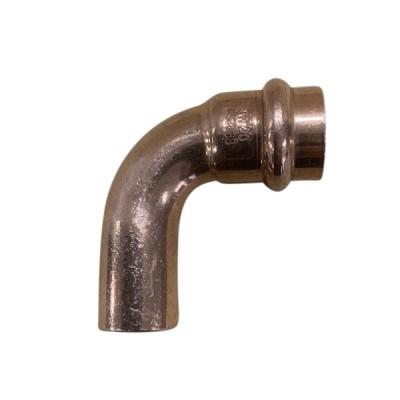 """15mm 1/2"""" Elbow 90 Deg Male x Female Water Copper Press"""