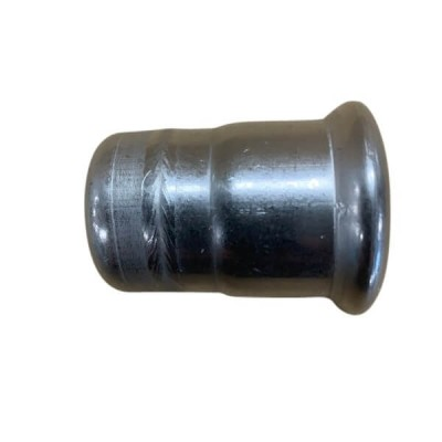 28mm End Cap Press Stainless Steel