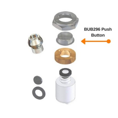 Enware BUB296 Push Button Suit BUB290 Drinking Bubbler