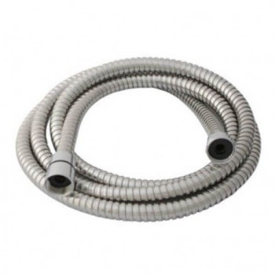Ewing 2m Flexible Hand Shower Hose Metal Chrome HSA44