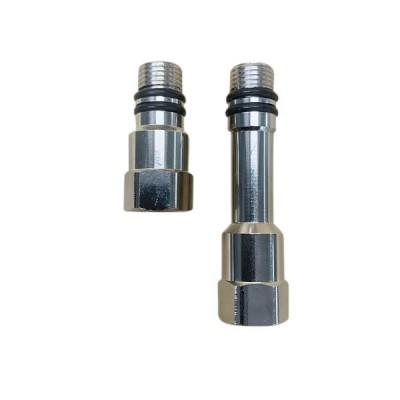 Ewing Mixer Tap Flood Stop Flow Control Adaptor Set 6 LPM TAS120