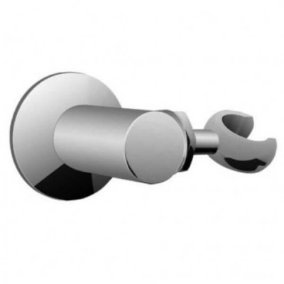 Ewing Deluxe Shower Wall Bracket With Ball Joint Chrome HSA16