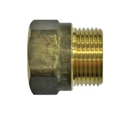 Gas Meter Adaptor 25Fi X 25Mi