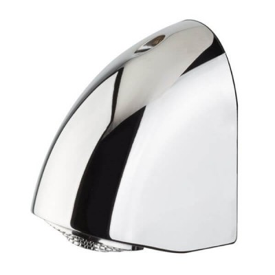 Gentec Anti Vandal Shower Head Adjustable Spray 4 Star 6L/Min TFT6500
