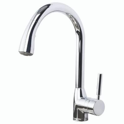 Greens Euro Pull Down Sink Spray Mixer 4 Star 7 L/Min 79047001