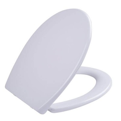 Haron TS-1900 Miami Toilet Seat With Slow Close Quick Release Stainless Hinges