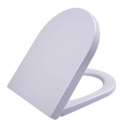 Haron TS-2100 Dune Toilet Seat Slow Close With Quick Release Hinges