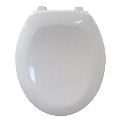 Haron TS-800 Apollo Toilet Seat With Slow Close Hinges Top or Bottom Fix